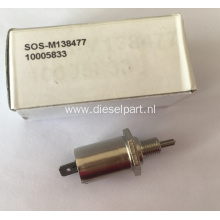 Carburetor Fuel Shut off Solenoid M138477 for Tractor